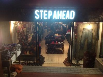 STEPAHEAD@shimokita.JPG