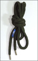 L.I.F.E - KMN Shoelace Belt -Green-