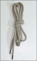 L.I.F.E - KMN Shoelace Belt -Grey-