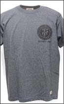 SEVENTY FOUR - SF LOGO T-SHIRT -Charcoal-