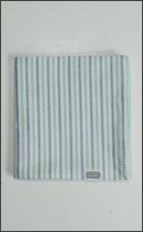 SEVENTY FOUR - STRIPE BANDANA -Blue/Mint-