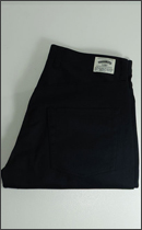 SEVENTY FOUR - 5POCKET SLIM FIT PANTS -Navy-