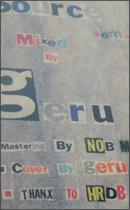CD - G.E.R.U. / My Source (Remastered)