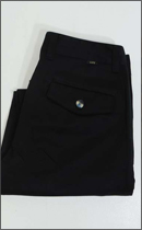 L.I.F.E - STN Pants -Black-