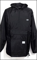 RULER - ANORAK -Black-