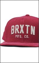 BRIXTON - ARDEN 2 -Burgundy-