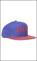 BRIXTON - ARDEN 2 -Blue/Red-