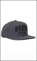 BRIXTON - ARDEN 2 -Charcoal/H.Grey-