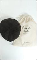 BRIXTON - BROOD LTD. SANP CAP (HARRIS TWEED) -Multi-