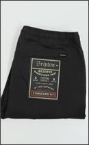 BRIXTON - RESERVE STANDARD FIT DRAWSTRING PANT -Washed Black-