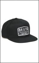 BRIXTON - AXLE -Black-