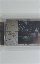 CD - CRAM / NO ONE SAVE ME BUT YOU -CASSETTE TAPE-