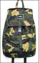 RAH - Hello RAH Backpack -Camo-