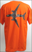Delta Creation Studio - DCS SPECIALIST POCKET T-SHIRT -Orange-