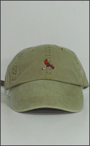 Delta Creation Studio - CHILLBIRD CAP -Wash Khaki-
