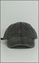 Delta Creation Studio - CHILLBIRD CAP -Wash Black-