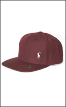 RULER - DEATH DEALER Snapback -Burgundy-