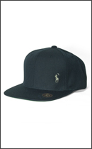RULER - DEATH DEALER Snapback -Navy-