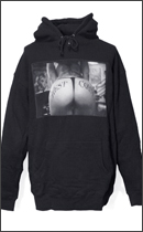 ESTEVAN ORIOL - WEST COAST HOODIE -Black-