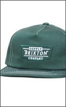 BRIXTON - EVERETT -Green-