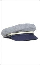 BRIXTON - FIDDLER -Blue/Navy-