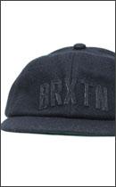 BRIXTON - HAMILTON -Black/Black-