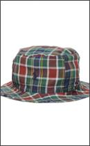 Other Brand - BDshirt Remake REVERSIBLE BUCKET HAT - Ralphlauren Check 3-