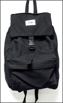 RAH - Hello RAH Backpack -Black-