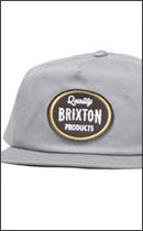 BRIXTON - HENRY -Grey-