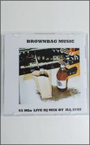 CD - ILLSUGI / BROWNBAG MUSIC 55MIN LIVE DJ MIX