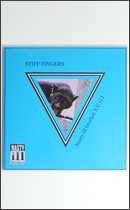 CD - Nasty Ill Brother S.U.G.I/ STIFF FINGERS CD