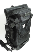 INTERFACE - 2WAY BACK PACK -Black-