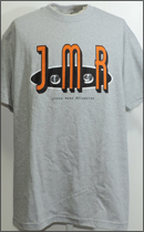 Other Brand - JMR Tshirt -H.Grey-