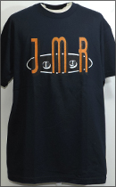 Other Brand - JMR Tshirt -Navy-