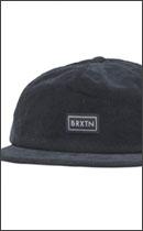 BRIXTON - LEE -Black-