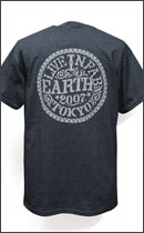 L.I.F.E - MC Tee -Dark Heather-