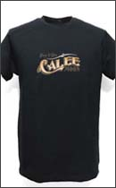 CALEE - MOON GIRL T-SHIRT -Black-