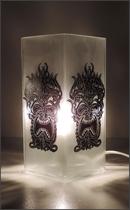 MOZ¥SKEY - TIKI SHADE LAMP -Small-