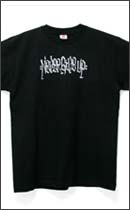 RAH - NEVER GIVE UP Tee 2014 -Black/Marble Effect- [11/8 発売]