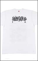 RAH - NEVER GIVE UP Tee 2014 -White/Marble Effect- [11/8 発売]