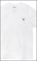Other Brand - SHORT-SLEEVE WORKWEAR POCKET-White-