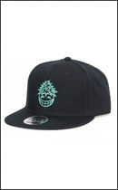 PRILLMAL - DOOBIT HEAD 3rd !!! SNAP BACK CAP -Black-