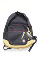 PRILLMAL - DABS TWO POUND BALLISTICS BACK PACK -Black On Red-