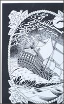 REBEL8 - SHIPWRECKED Poster