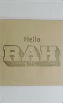 RAH - Only California Mix / Mixed By Illsugi