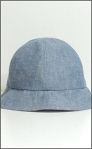 RAH - SELVEDGE CHAMBRAY SOLID HAT -Sax-