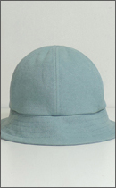 RAH - DYED CANVAS SOLID HAT -Dyed Blue-