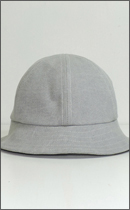 RAH - DYED CANVAS SOLID HAT -Dyed Grey-