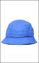 RAH - HEAVY CANVAS SOLID HAT -Blue-