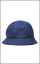 RAH - HEAVY CANVAS SOLID HAT -Navy-